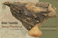 Выставка керамики Олега Ткачева «Terra Plasticus»