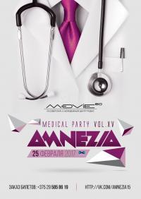 Medical Party: Amnezia в «Movie 60»