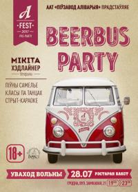 Beerbus Party