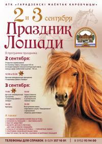 Праздник Лошади в Гродно