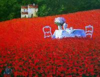 Рисуем «Визуальный рай» Дмитрия Дмитриева